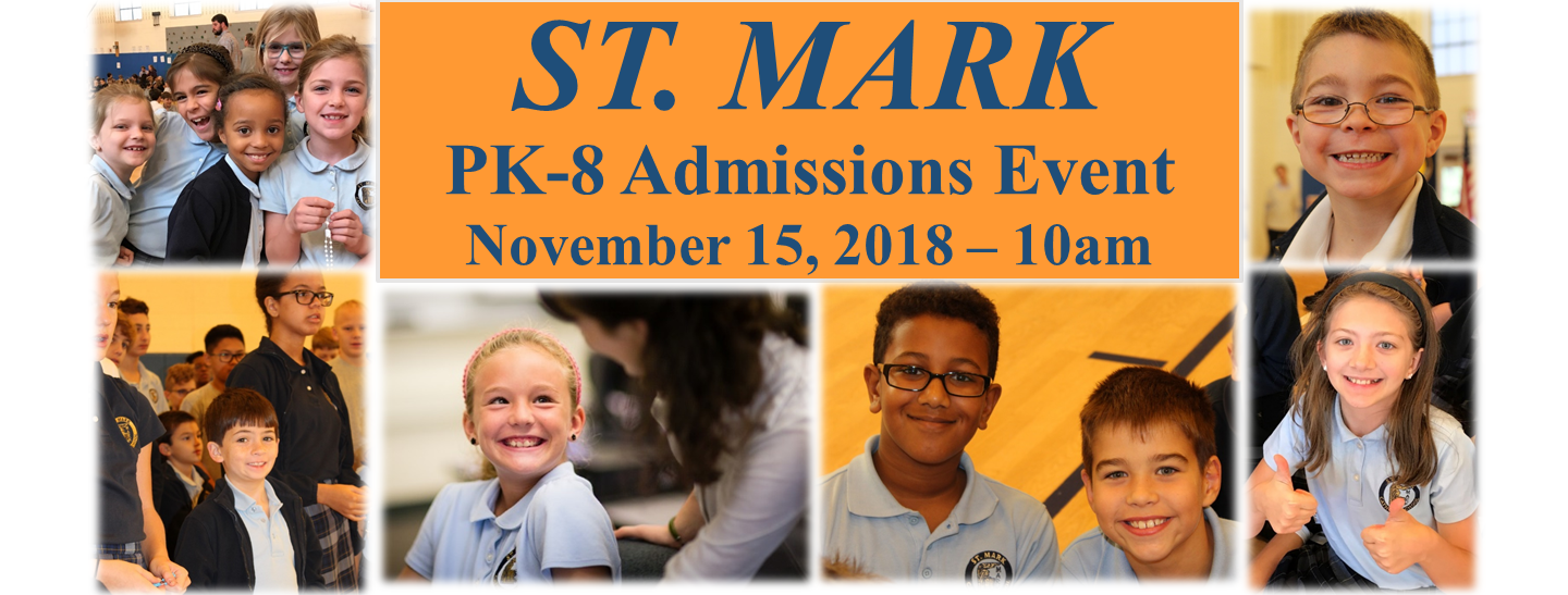 November 15 Admissions Event for Prospective Families 2018